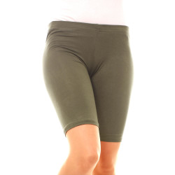 Panty Leggings kurz Khaki